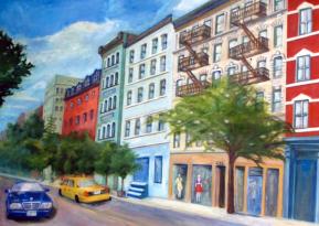Broadway NY, NY