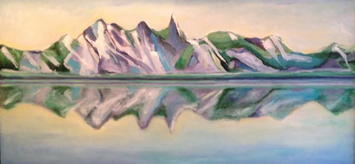 Switzerland Mountains series
