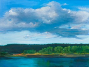 Big Cloud, Water & Lake 1